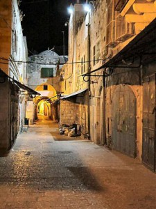 Altstadt von Jerusalem / Foto: Wikimedia Creative Commons - Mattes