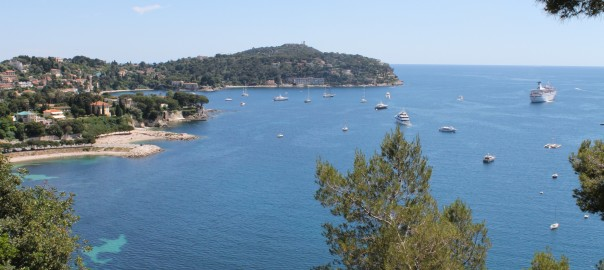 Cap Ferrat an der Côte d'Azur bei Nizza / Foto: Wikimedia Creative Commons, DGL