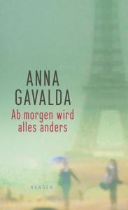 """Zusammen ist man weniger allein - zu dieser Erkenntnis führen die Geschichten in """"Ab morgen wird alles anders"""" den Leser auf alle Fälle / Cover: Hanser Verlag"""